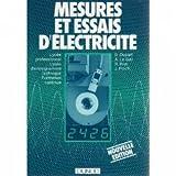 img - for Broch  - Mesures et essais d  lectricit  - lyc e professionnel. lyc e d enseignement technique. formation continue book / textbook / text book