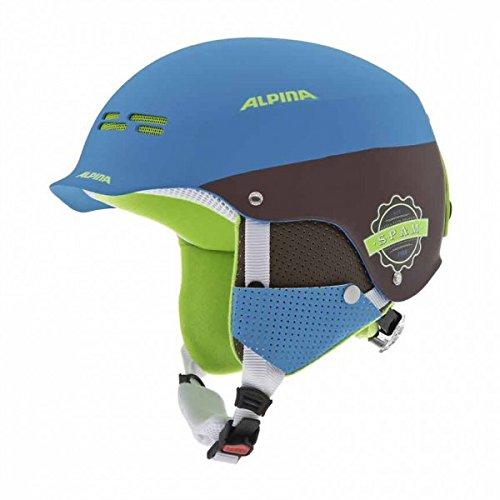Alpina Erwachsene Skihelm Spam Cap