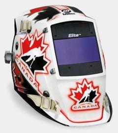 Miller 245135 Welding Helmet Elite Hockey Canada