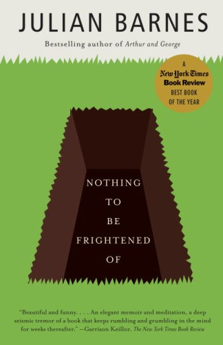 Nothing to Be Frightened Of (Vintage), Julian Barnes