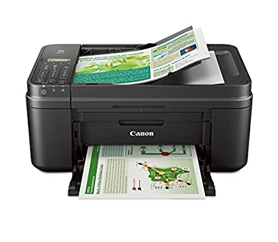 Canon Office Products PIXMA MX492 BLACK Wireless Color Photo Printer with Scanner, Copier and Fax