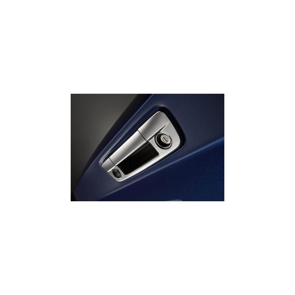 Mopar 1PUT0503 OEM Dodge Ram Chrome Tailgate Handle Cover   With Backup Camera