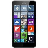 Microsoft Lumia 640 XL LTE Smartphone débloqué 4G (Ecran : 5,7 pouces - 8 Go - Double SIM - Windows Phone 8.1) Noir