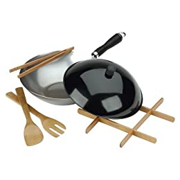 Typhoon Wok Set