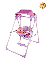 Baybee McDuck Baby Cozy Swing (Pink)