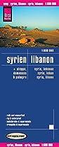 Syria & Lebanon rkh r/v (r) wp GPS