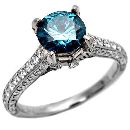 When Getting An Engagement Ring Are Natural Stones Better