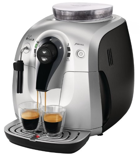 Philips Saeco Hd8745 Xsmall Automatic Coffee Maker Espresso Machine, Hd8745/21best Gift Best Quality Fast Shipping Ship All Country