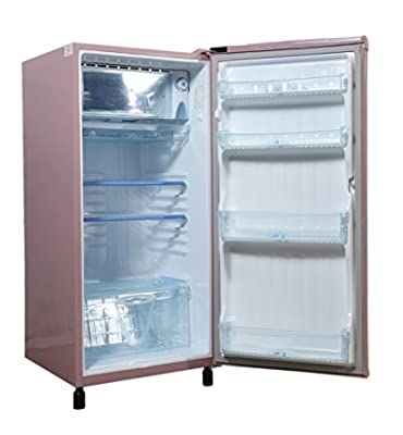 Videocon VAE204 Chill Mate Direct-cool Single-door Refrigerator (190 Ltrs, Lotus Pink)
