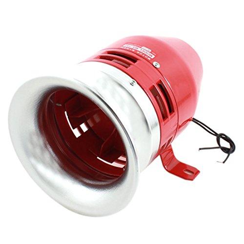 AC 110V 1.5A 125DB Decibel Security Motor Horn