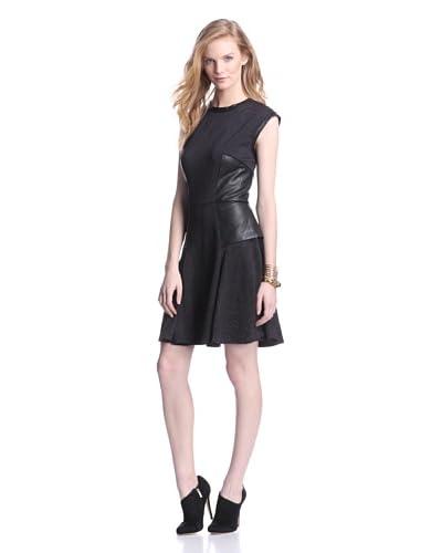 W118 by Walter Baker Women's Juliet Dress  [Black/Black]