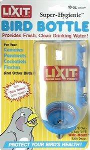 Cheap Brand New, Lixit Bird Water Bottle 10 oz BB10 (Sale Lixit – Water Bottles) (MSS250-00970-RR 1)