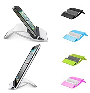 Ariic New 5 Colors Non-slip Adjustable Mount Stand Holder for iPhone/iPad GalaxyTab TabletPC (Green)