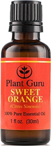 Sweet Orange Essential Oil. 30 Ml. (1 Oz.) 100% Pure, Undiluted, Therapeutic Grade.