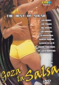 Cover art for  Goza la Salsa: The Best of Salsa