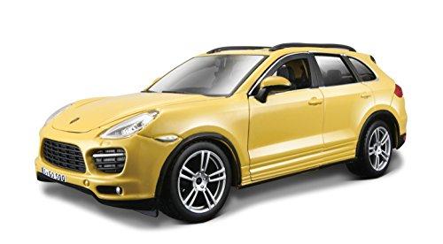 Mac Due Bburago 18-21056 - Porsche Cayenne Turbo Star 1:24