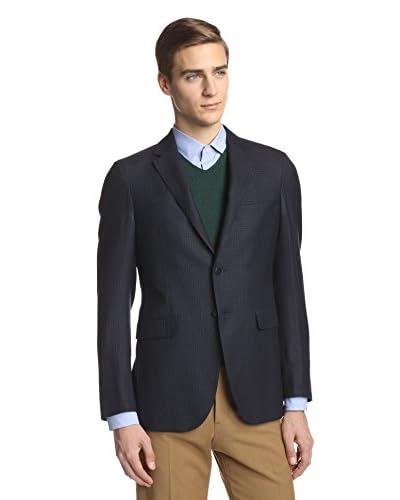 Valentino Men's Tonal Plaid Sportcoat