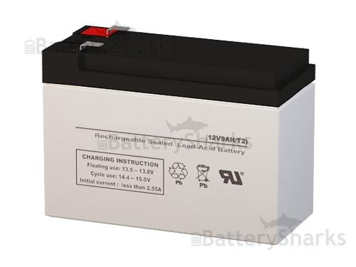 Csb Replacement Battery Ups12540 - 12.00 Volt 9.00 Amph Sla Replacement Battery