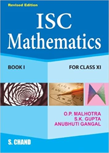 Buy ISC Mathematics for Class 11 (Book 1) Book Online at Low ...