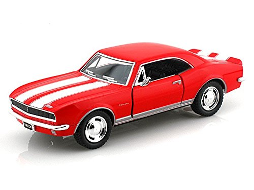1967 Chevy Camaro Z/28 1/37 Red