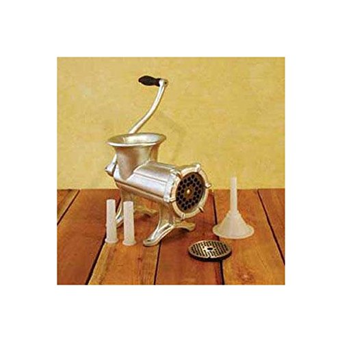 LEM Products 32 Tinned Bolt Down Hand Grinder (Lem Manual Meat Grinder compare prices)