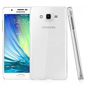 Plus Soft Ultra Thin 0.3mm Clear TPU Back Case Cover For Samsung Galaxy J7