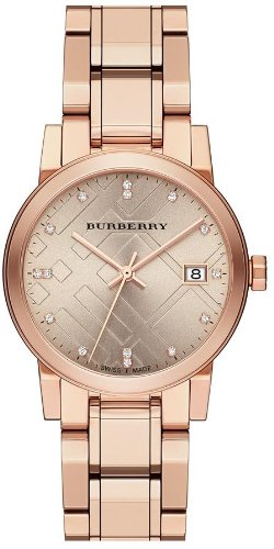 Burberry Ladies The City Watch BU9126