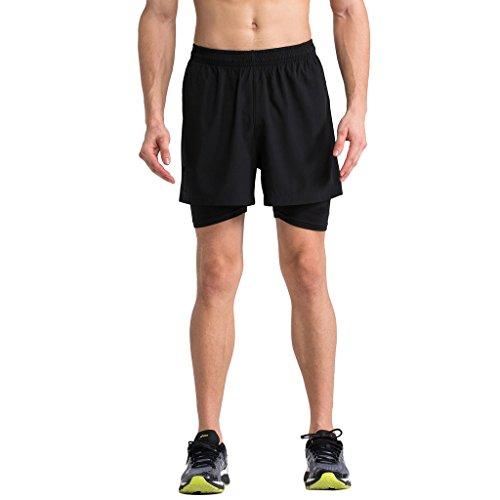 2-fitness-mens-running-shorts-4-inch-2-in-1-shorts-black-m