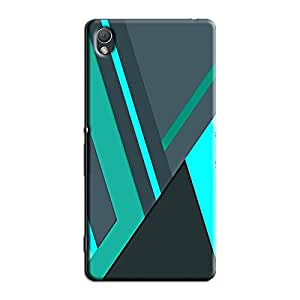 DIGITAL PATTERN 66 BACK COVER FOR SONY XPERIA Z3
