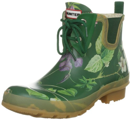 Hunter Unisex-Adult Rhs Pull-On Green Wellington Boot W24298 5 UK