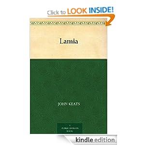 Lamia - John Keats