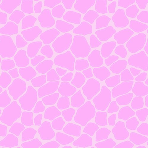 The Gift Wrap Company Printed Gift Tissue, Pink Girl Giraffe (135-8715) front-688640