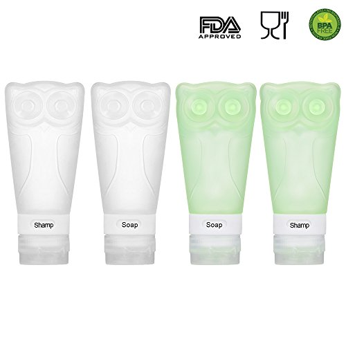 leak-proof-travel-bottles-set-4-refillable-tsa-approved-silicone-travel-containers-for-liquids-with-