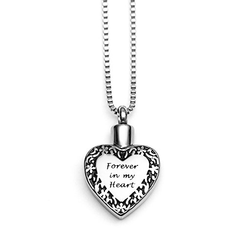 Pet Memorial Jewelry Stainless Steel Cremation