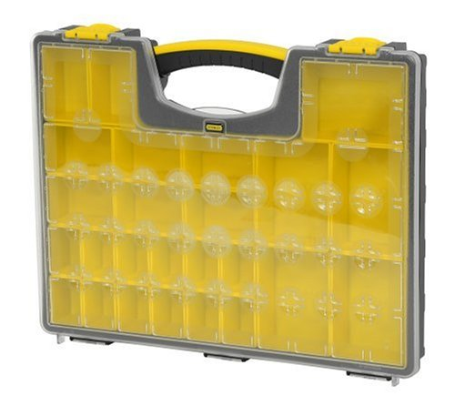 Stanley Consumer Storage 014725 25-Removable Compartment Professional Organizer