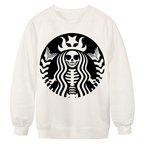 ninimour-sudaderas-estampado-de-mangas-largas-patterns-print-sweatshirt-para-mujer-medium-starbucks