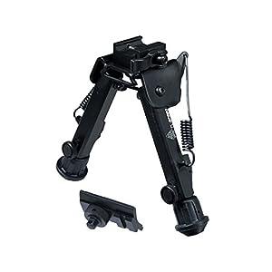 UTG Super Duty OP Bi-Pod with QD Lever Lock, Black