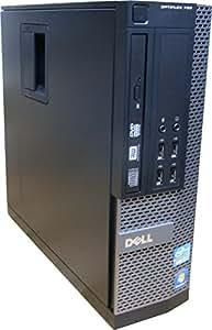 中古パソコン デスクトップ DELL OptiPlex 790 SFF Core i5 2500 3.30GHz 4GBメモリ 250GB Sマルチ Windows7 Pro 搭載 正規リカバリーディスク付属 動作保証30日間