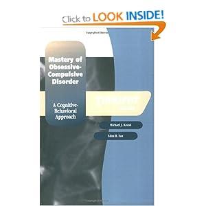 Mastery Of Obsessive Compulsive Disorder Therapist Guide border=