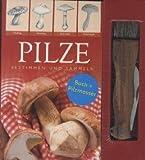 Pilze: Pilze bestimmen und sammeln - Set Buch & Messer