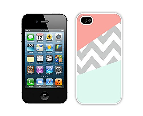 funny-case-coral-mint-grey-chevron-iphone-4-case-4s-white-cover-graceful-cell-phone-accessories