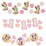 Minnie's 1st Birthday Confetti Value Pack