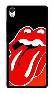 """Humor Gang Rock Band Tongue Printed Designer Mobile Back Cover For """"OnePlus X"""" (2D, Glossy, Premium Quality Snap On Case)"""