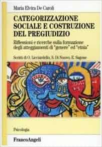 ed «etnia»: M. Elvira De Caroli: 9788846461667: Amazon.com: Books