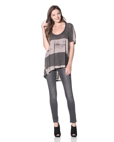 Religion Women's Wire Tee  - Flint