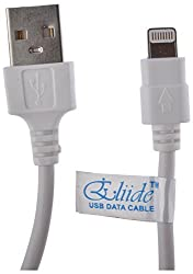 Eliide Apple Iphone Data Sync Charging Cable 1 Meter for Iphone 5, 5s, 6 , 6 Plus,iPods & Tablets