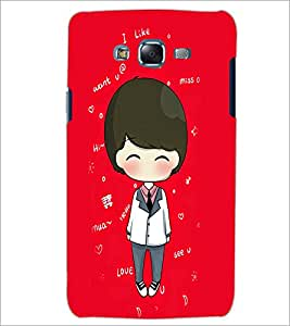 PrintDhaba Cartoon D-4256 Back Case Cover for SAMSUNG GALAXY J5 (Multi-Coloured)