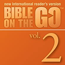 Bible on the Go Vol. 02: The Flood and the Tower of Babel (Genesis 6-9, 11) Audiobook by  Zondervan
