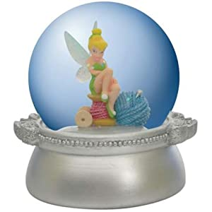 Tinker Bell Mini Waterglobe - In Your Choice of Styles from Westland Giftware