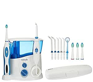 waterpik complete care water flosser and sonic toothbrush wp 920w beauty. Black Bedroom Furniture Sets. Home Design Ideas